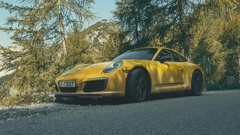Foto Porsche 911 Carrera T nuevo color A eleccion precio $1,740,200