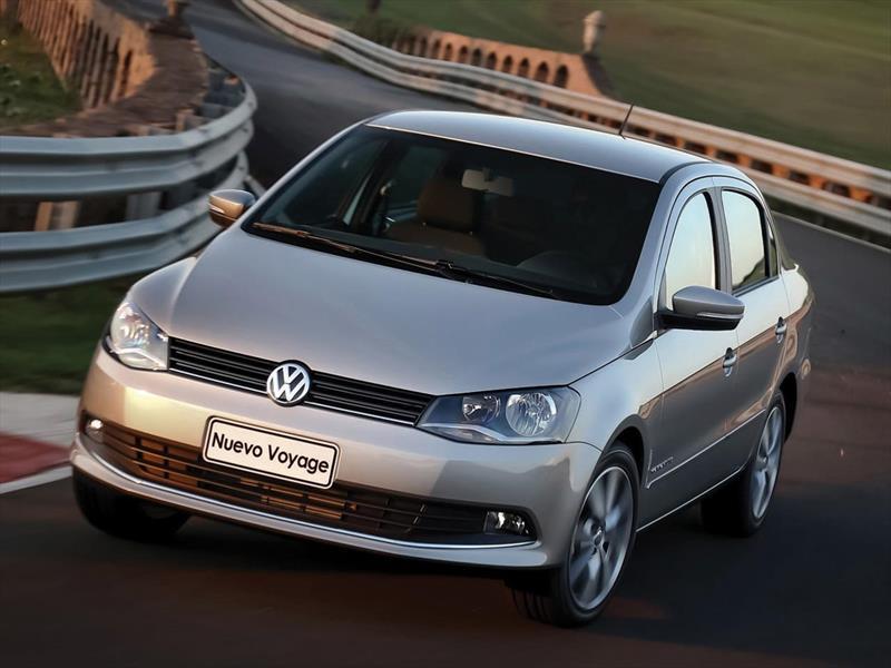 foto Volkswagen Voyage financiado en cuotas ( 1.6 Trendline ) Anticipo $79.000 Cuotas desde $3.500