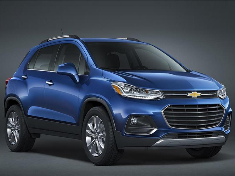 foto Chevrolet Tracker financiado en cuotas ( Premier 4x4 Aut ) Anticipo $246.475
