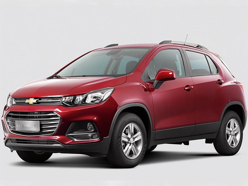 Chevrolet Tracker Nuevos Precios Del Catlogo Y Cotizaciones