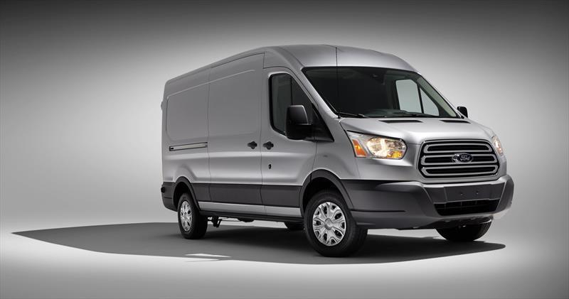 foto Oferta Ford Transit Gasolina Van nuevo precio $519,000