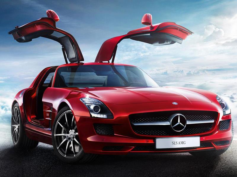 Mercedes benz clase sls amg 2015 for Mercedes benz deportivo