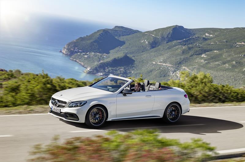 Foto Mercedes Clase C 63 AMG S Convertible nuevo color A eleccion precio $2,140,000