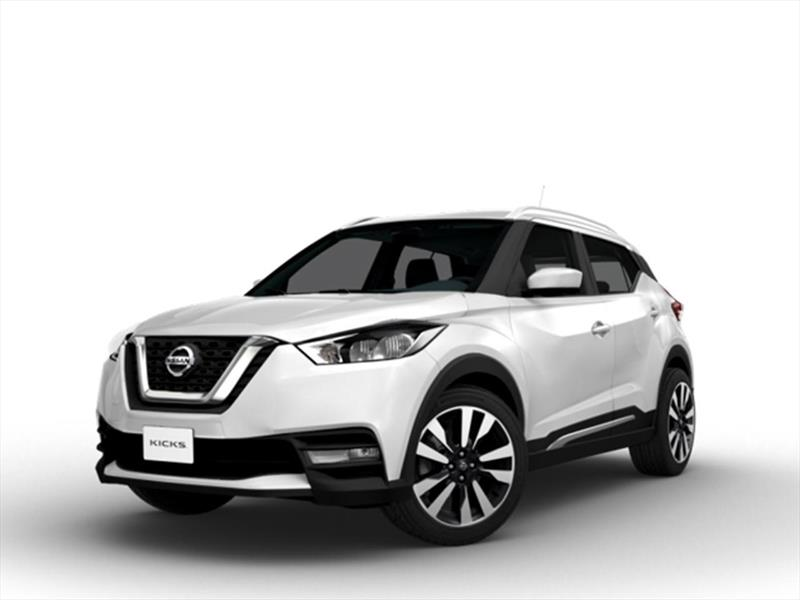 Nissan Kicks 1.6L Advance CVT (2017)
