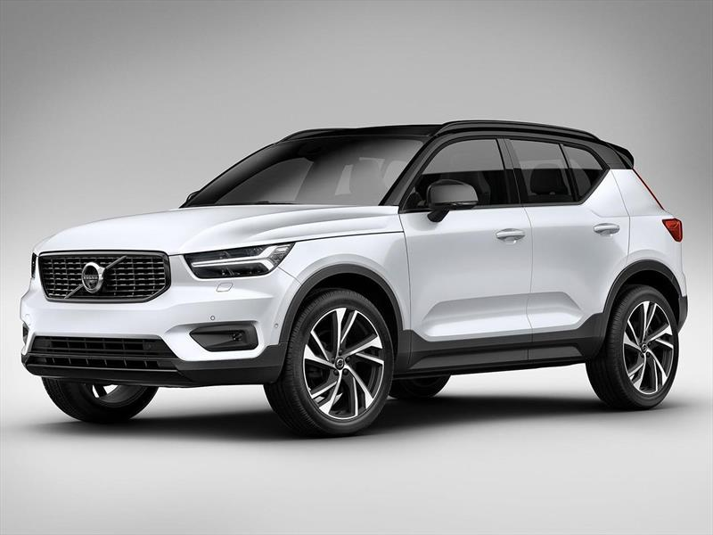 foto Volvo XC40 T4 FWD Kinetic