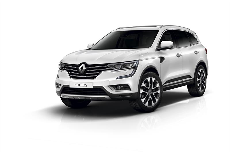 Foto Renault Koleos Intens nuevo color A eleccion precio $481,600
