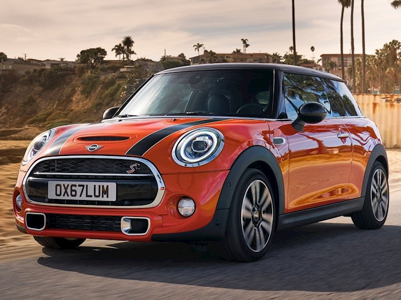 foto MINI Cooper 1.5L Salt S Plus Aut