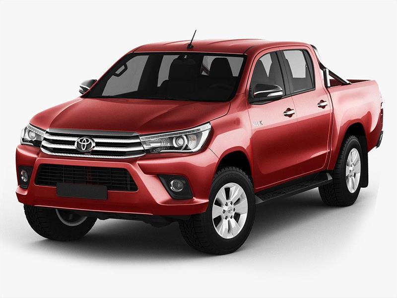 foto Toyota Hilux 2.5L Diésel 4x4