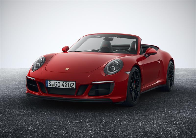 foto Porsche 911 Carrera GTS Cabriolet
