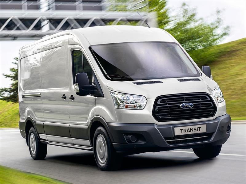 foto Oferta Ford Transit Van Mediana 2.2L TDi nuevo precio $1.461.000