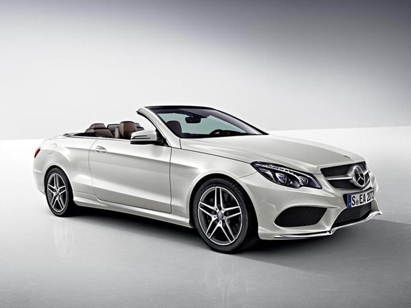 foto Mercedes Benz Clase E E 200 Convertible