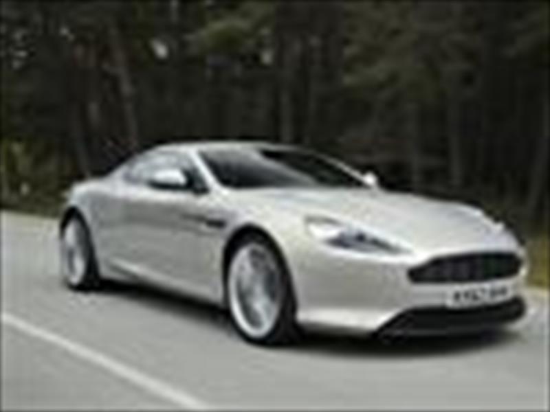 foto Aston Martin Vantage Vantage V8