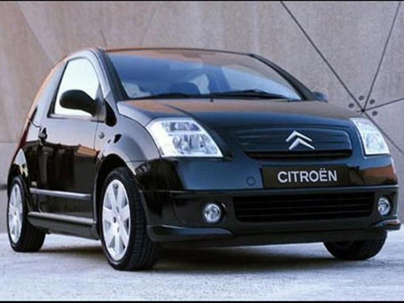 foto Citroën C2 VTR 1.6L