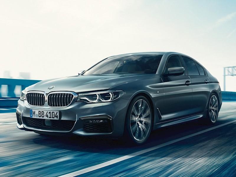 foto BMW M Performance M550i xDrive