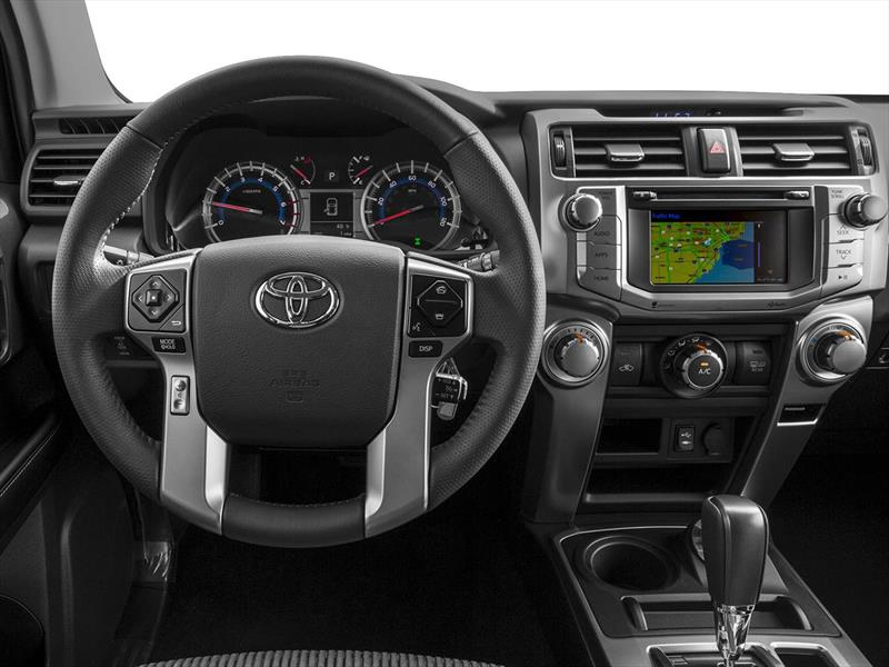 Toyota 4runner limited 2018 2017 toyota 4runner limited interior