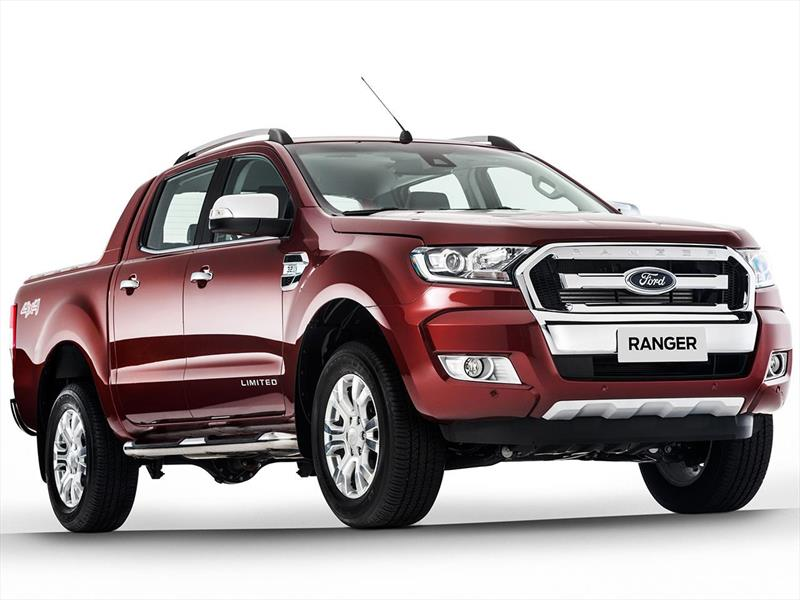foto Ford Ranger XL 2.5L 4x2 CS
