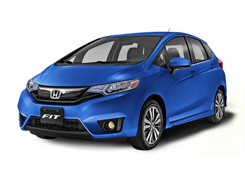 foto Honda Fit LX 1.5L
