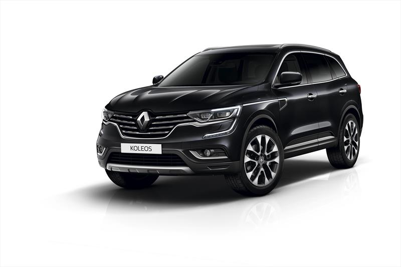 renault koleos intens 2018. Black Bedroom Furniture Sets. Home Design Ideas