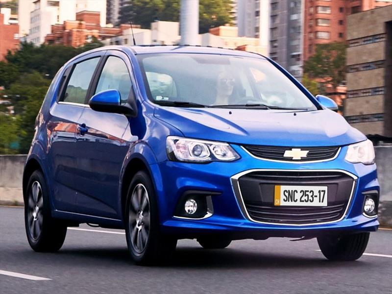 foto Chevrolet Sonic Hatchback