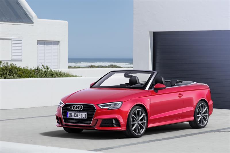 foto Audi A3 Cabriolet 40 TSFI S Line Aut financiado en mensualidades enganche $289,960 mensualidades desde $7,424