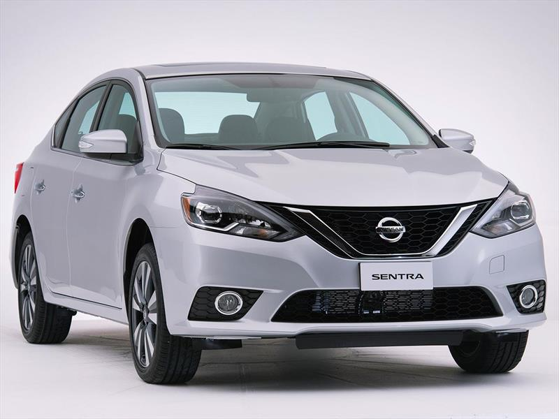 foto Nissan Sentra Exclusive Aut Safety Pack