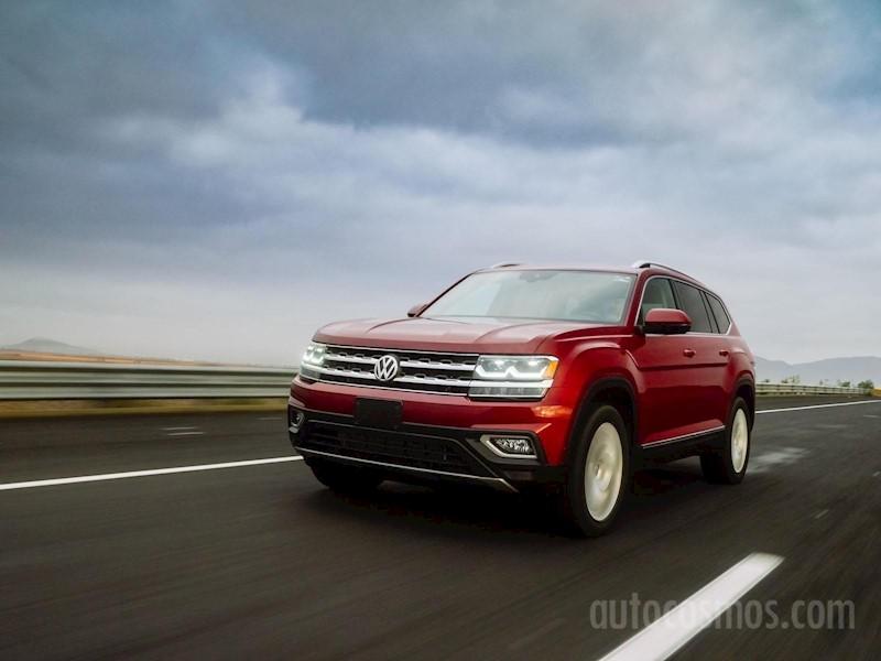 foto Volkswagen Teramont Comfortline Plus