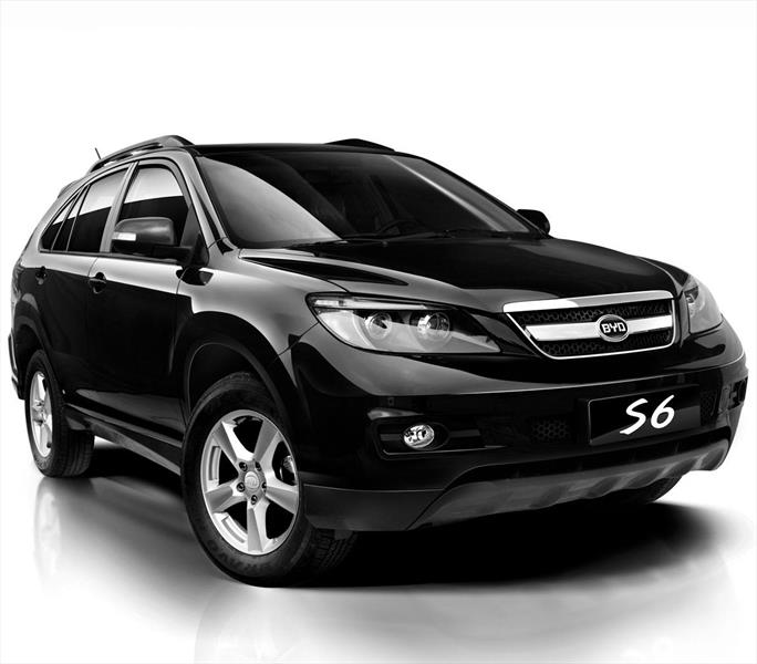 BYD S6 GSi  (2014)