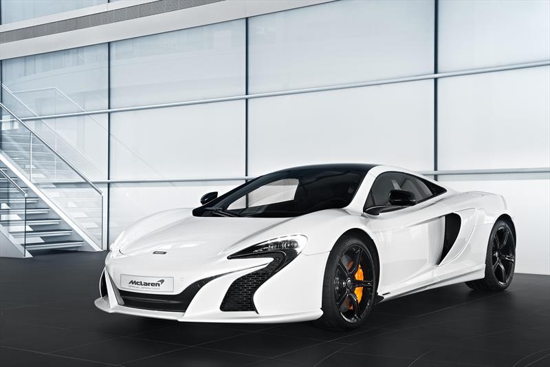 foto McLaren Automotive 650S Coupé