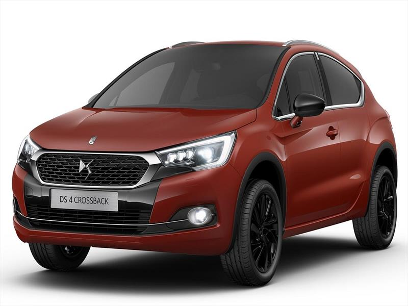 foto DS 4 Crossback 1.6L BlueHDi So Chic Aut