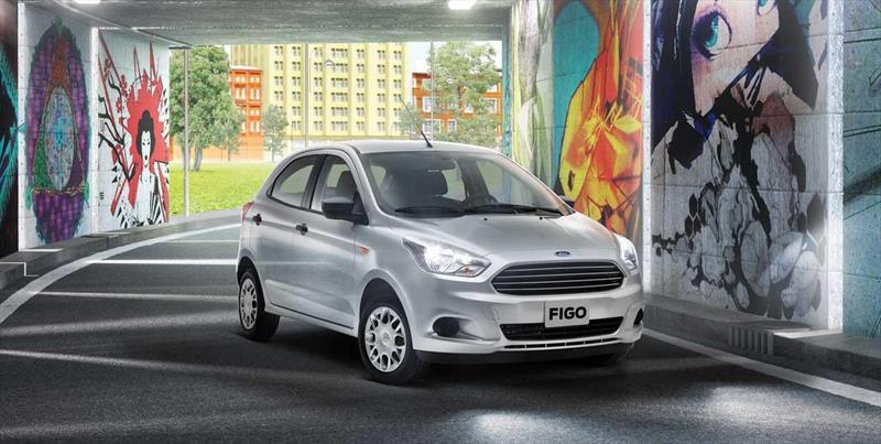 foto Oferta Ford Figo Hatchback Energy nuevo precio $195,900