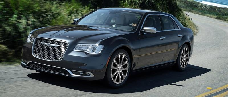 Chrysler 300 2016 Hemi >> Chrysler 300 C 5.7L HEMI (2018)