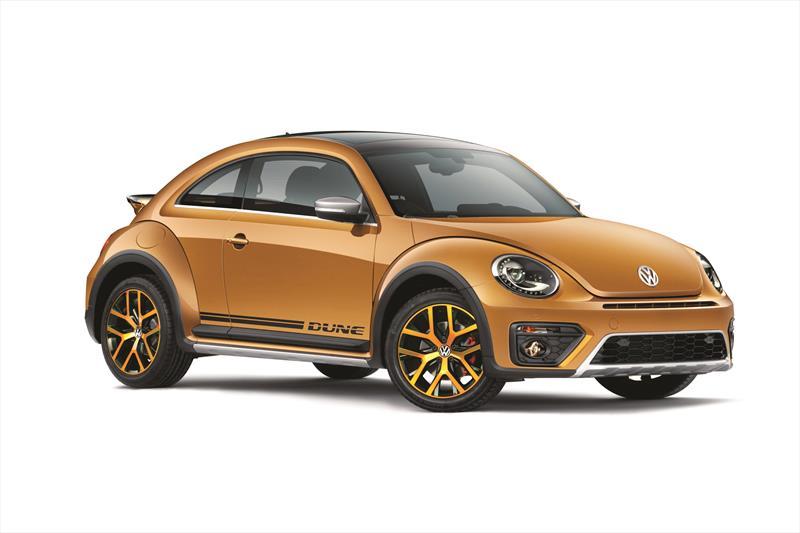 Volkswagen Beetle Gsr 2014 Debuta En El Autoshow De