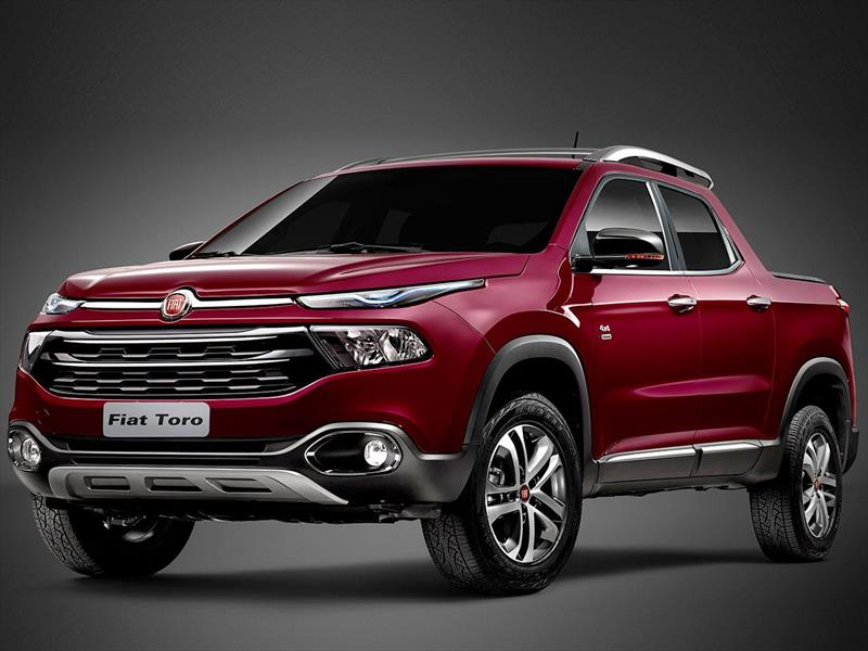 foto Fiat Toro financiado en cuotas ( 2.0 TDi Freedom 4x4 CD Aut Pack Seguridad ) Anticipo $356.300