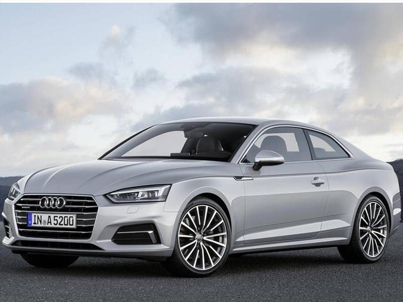 foto Audi A5 2.0L TFSI S-Tronic