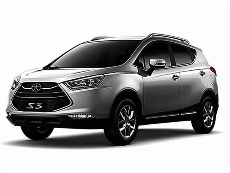 Jac Motors S3 1 6l Advance 2018