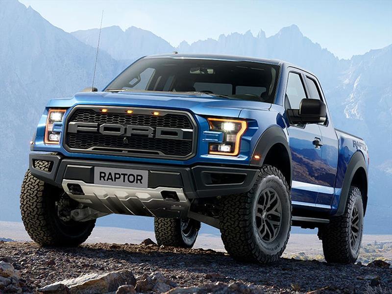 Ford Raptor 3 5L Ecoboost (2019)
