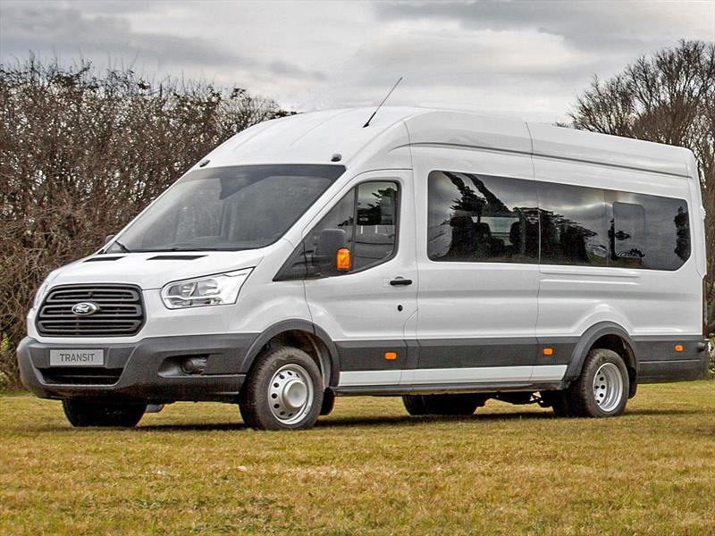 foto Oferta Ford Transit Minibus TE 2.2L TDi nuevo precio $1.666.550