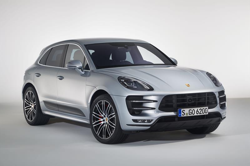 foto Porsche Macan Turbo Performance Package
