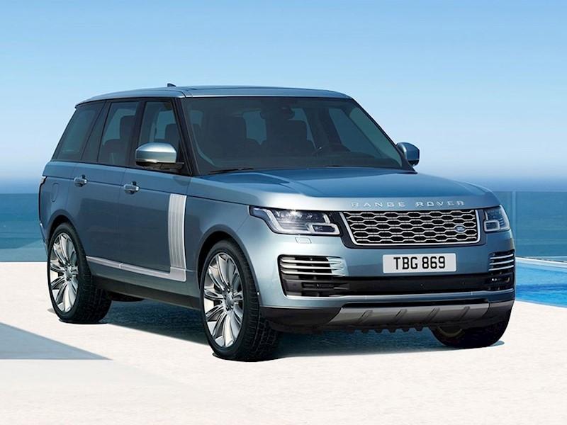 Foto Land Rover Range Rover Vogue SE  nuevo precio u$s186.900