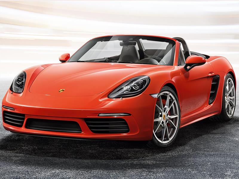 Boxster S (2018)