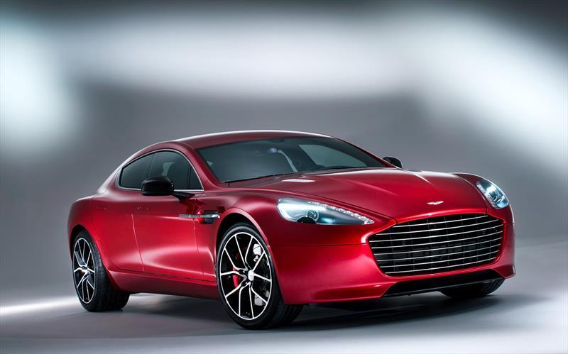 foto Aston Martin Rapide S