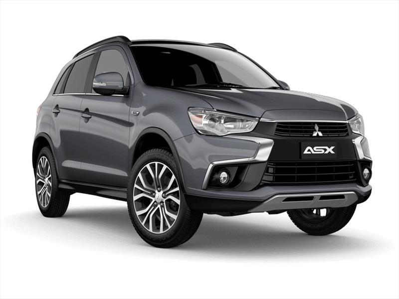 Foto Mitsubishi ASX 2.0L 4x2 Aut  nuevo color Plata Metalico precio $119.900.000