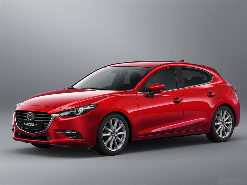 Mazda 3 Sport >> Mazda 3 Sport 2 5l Sr Gt Full 2019