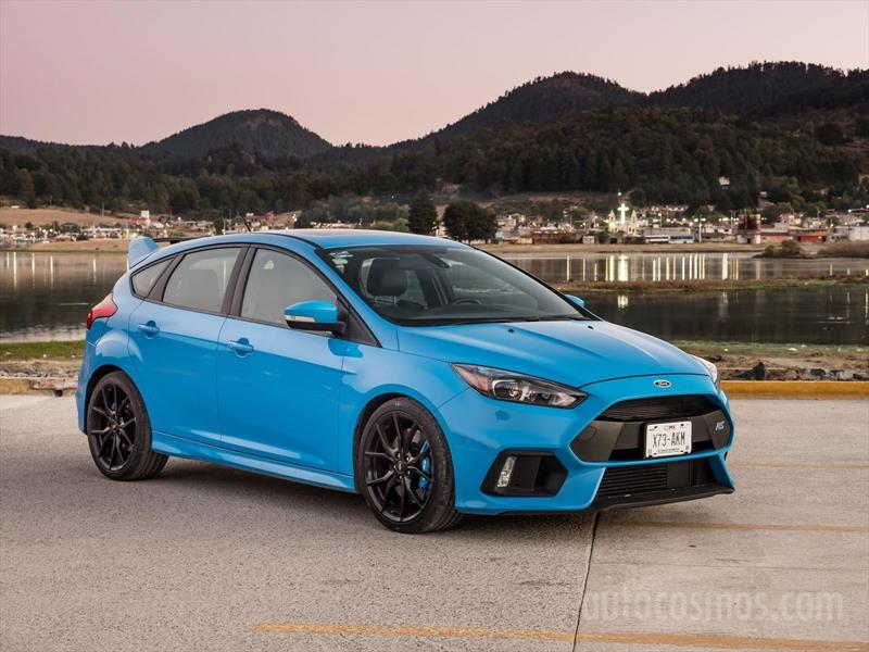 foto Ford Focus RS 2.3L