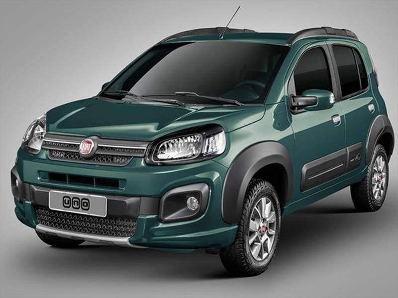 Fiat Uno 1 4l Way Style  2018