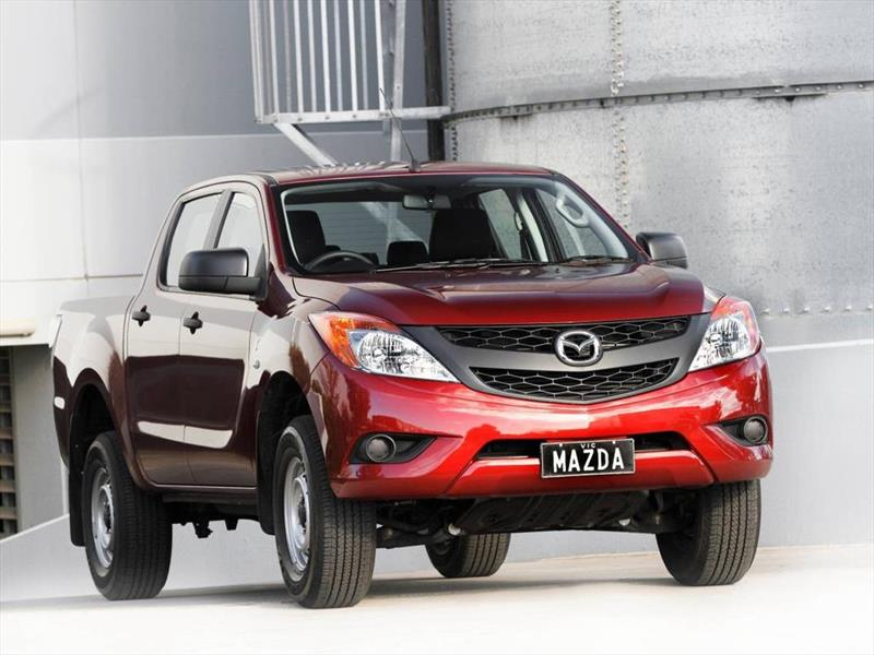 mazda bt 50 2 2l 4x4 mid 2018. Black Bedroom Furniture Sets. Home Design Ideas