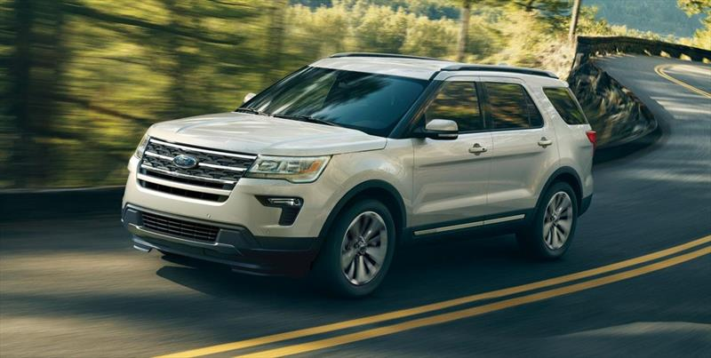 foto Ford Explorer Limited