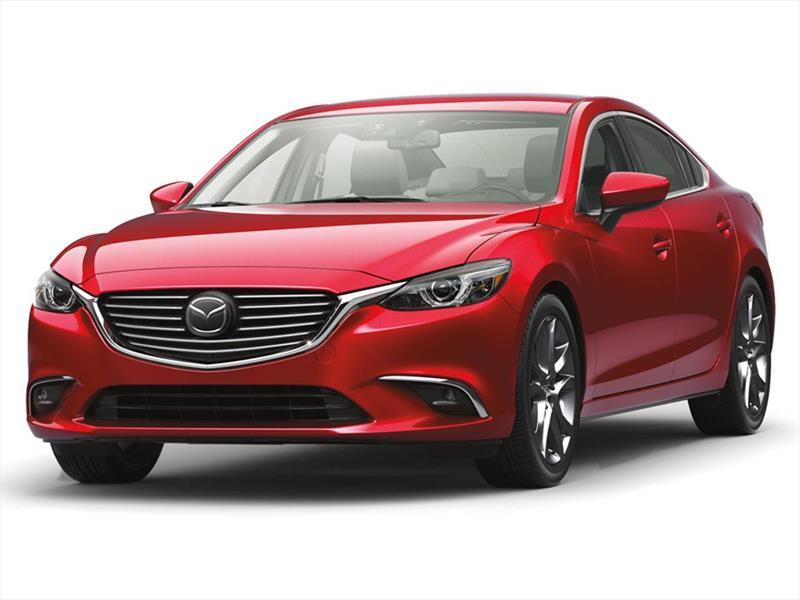 foto Mazda 6 2.5L Grand Touring LX  nuevo