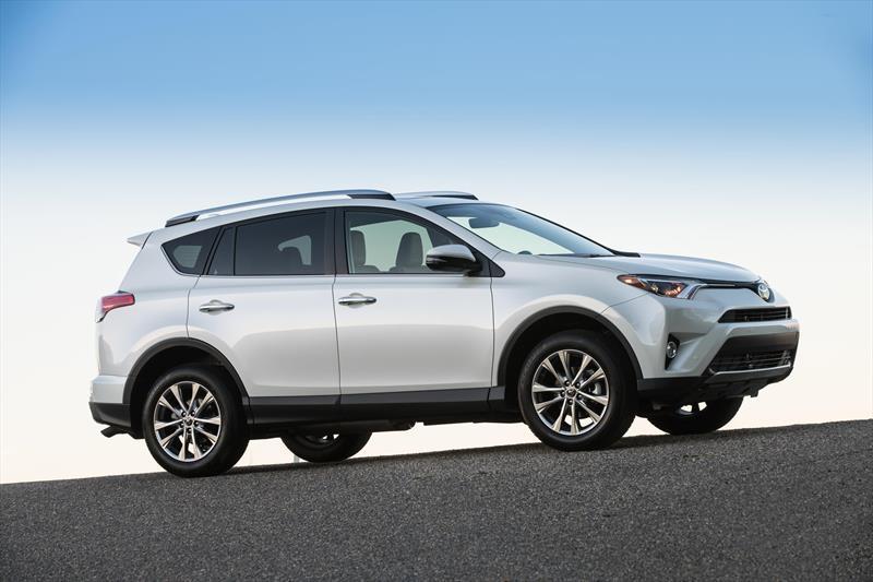 Toyota Rav4 Xle Plus 4wd 2016