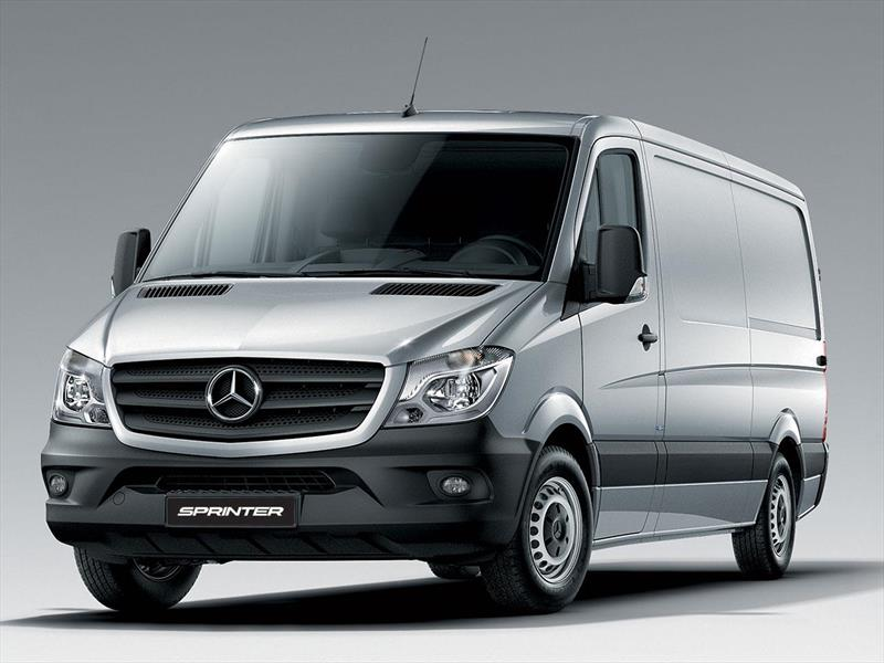 foto Mercedes Benz Sprinter Street Furgón 411 3250 TN V1